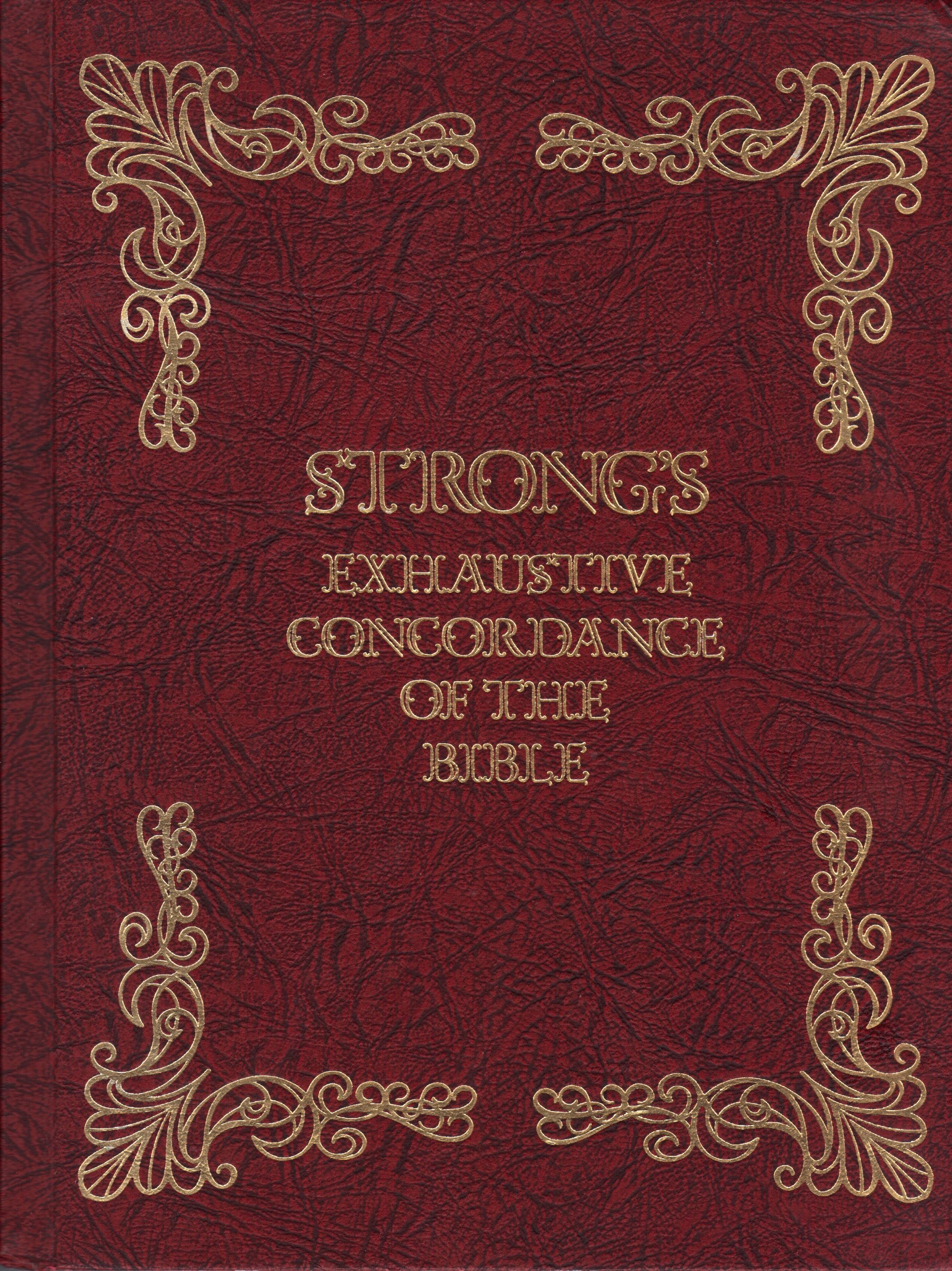 Strongs Exhaustive Concordance Chaldee Dictionaries