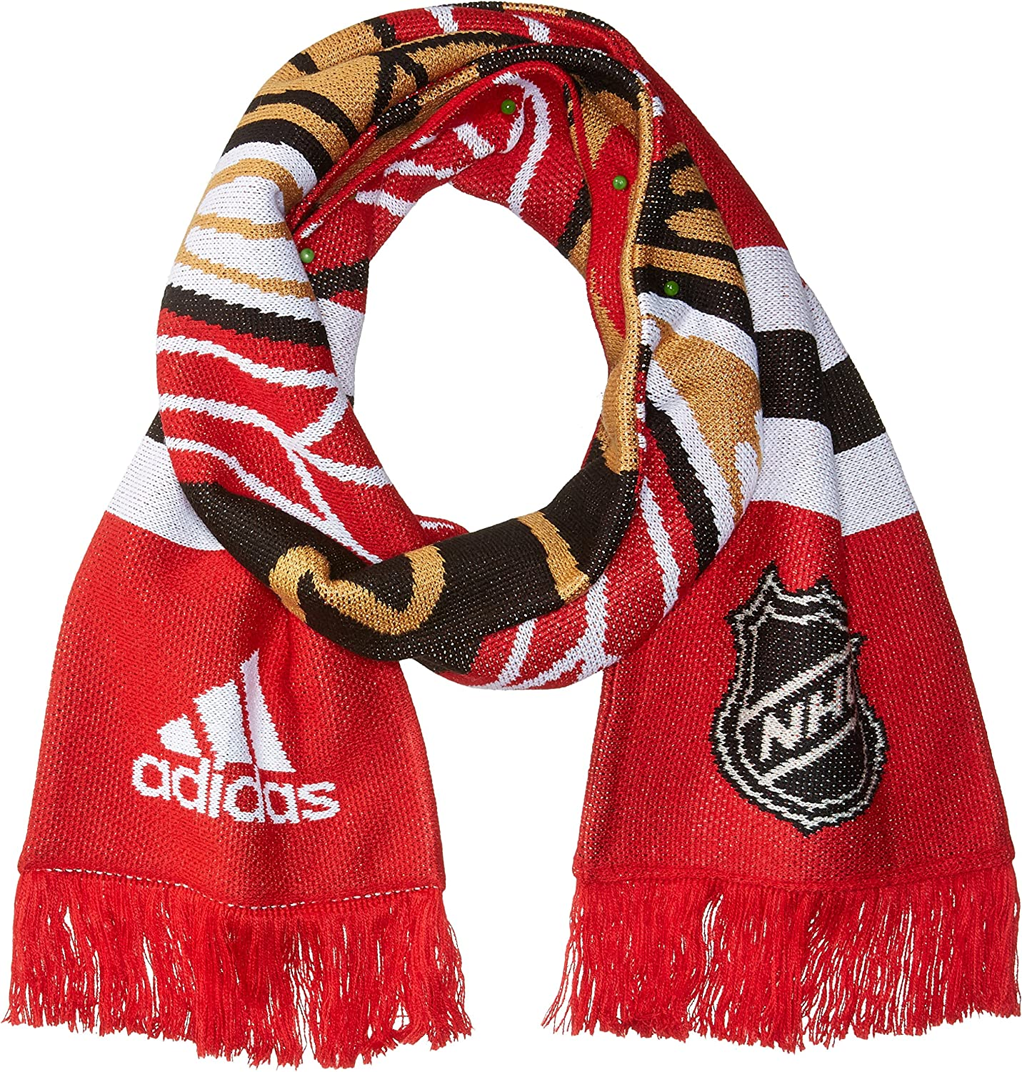adidas Men's OFFicial site Pro Authentic safety Scarf Logo Cropped Oversized w