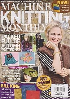 machine knitting monthly