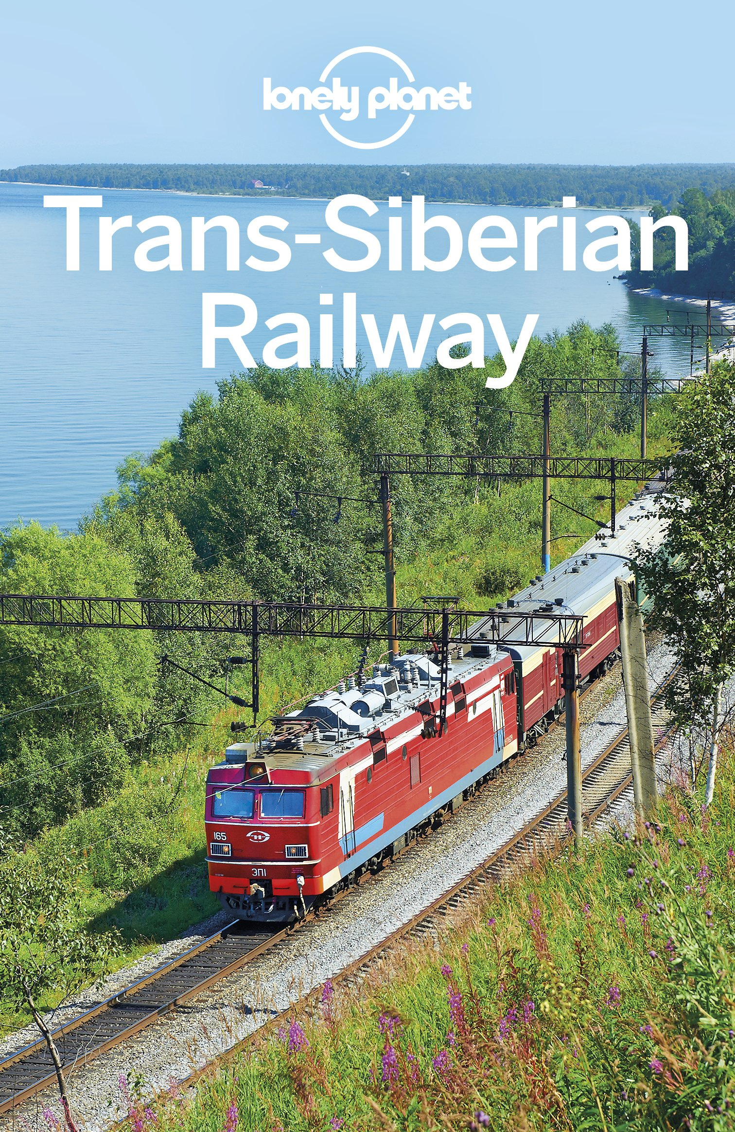 Image OfLonely Planet Trans-Siberian Railway (Travel Guide) (English Edition)