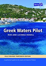 Greek Waters Pilot: 13th Edition (IMR169 68)