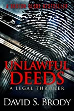 Unlawful Deeds (Boston Law Book 1)