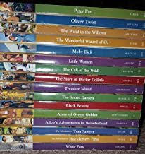 Junior Classics for Young Readers Collection - Set