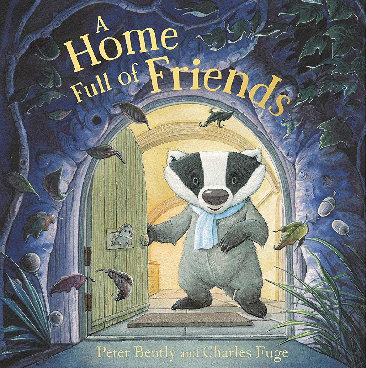 騒乱ファンブル大騒ぎA Home Full of Friends (English Edition)