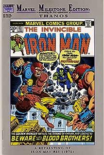 Marvel Milestone Edition Iron Man 55
