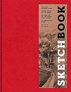 Sketchbook (Basic Large Bound Red) (Sterling Sketchbooks)