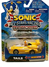 Sonic the Hedgehog and Sega All Stars Racing Transformed - Miles Tails Prower by NKOK