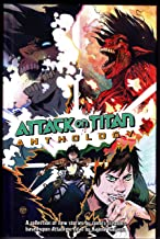 Attack on Titan Anthology Hardcover Fried Pie Variant Comic Book SOLD-OUT