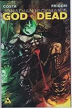Jonathan Hickman's God is Dead No. 23 Carnage Wrap