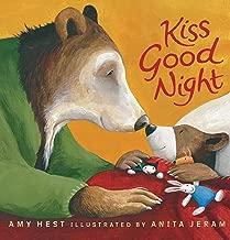 Kiss Good Night: Padded Board Book