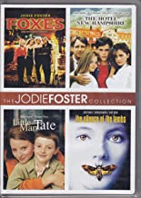 The Jodie Foster Collection: Foxes/The Hotel New Hampshire/Little Man Tate/The Silence of the Lambs
