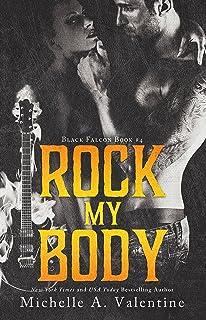 Rock My Body (Black Falcon, #4) (Black Falcon Series)