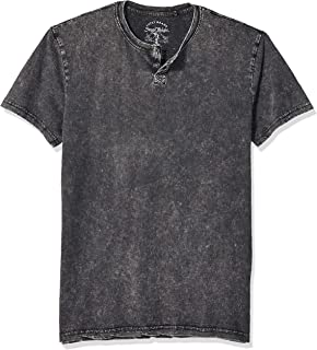 Lucky Brand Sugar MAGIC SNAP NOTCH Tee