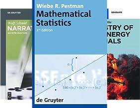 De Gruyter Textbook (50 Book Series)