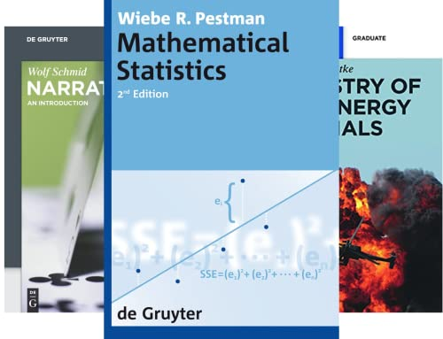 De Gruyter Textbook (50 Book Series)