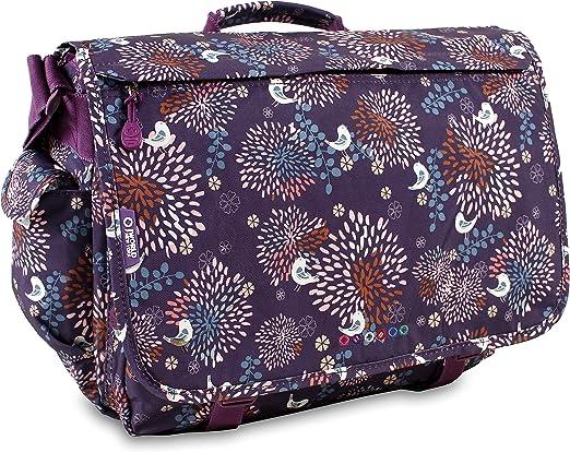 J World New York Thomas Laptop Messenger Bag- The Eccentric One