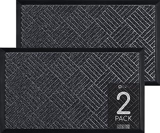 Door Mat - 2 Pack Door Mats Indoor - Indoor Door Mat - Indoor Rugs for Entryway - Welcome Mat - Fall Door Mat - Doormat - ...