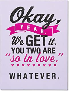 American Greetings Funny Anniversary Cards for Couple (Show-Offs)