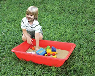 Edushape Water and Sand Play Indoor / Outdoor Activity Tubs, Set of 4