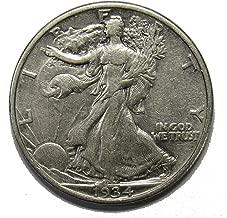1934 P Walking Liberty Half Dollar 50c Extremely Fine