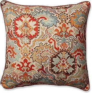 Pillow Perfect Madrid Persian/Tweak Sedona Throw Pillow, 18