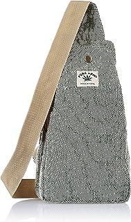 FRESSIA Unisex Pure Hemp Shoulder Bag