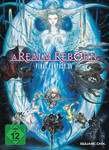 Auch gut in der Leistung FINAL FANTASY XIV: Realm Reborn Collector's Edition [PC Code]