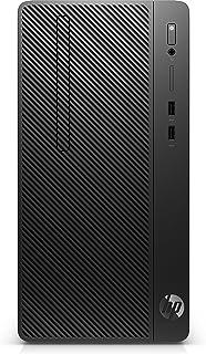 HP惠普 290 G2 3.6 GHz Intel? CoreTM i3 八代 i3-8100 黑色 Micro Tower PC / 工作站(3.6 GHz,Intel? CoreTM i3 八代,8 GB,1000 GB,DVD-RW,Windows 10 Pro)