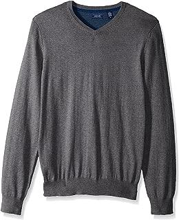 Men's Fieldhouse V-Neck Solid 12 Gauge Sweater