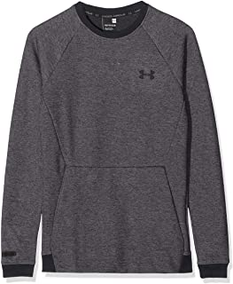 Under Armour Men's Unstoppable Double Knit Crew Hoodie