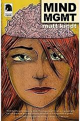 Mind MGMT #1 Kindle Edition