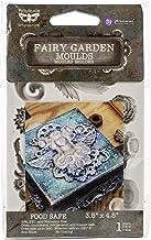 "Finnabair Decor Moulds 3.5""X4.5""-Fairy Garden"