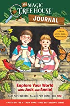My Magic Tree House Journal: Explore Your World with Jack and Annie! A Fill-In Activity Book with Stickers! (Magic Tree Ho...