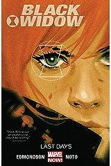 Black Widow Vol. 3: Last Days (Black Widow Boxed) Kindle Edition