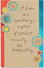 American Greetings New Home Card (Sanctuary)