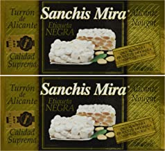 turron alicante sanchis mira