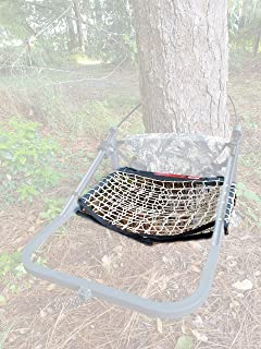 Hazmore Outdoor Products Silent Seat for API Replacement Tree Stand seat