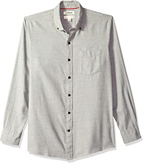 Marchio Amazon - Goodthreads Camicia camicia da uomo