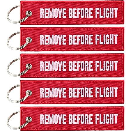 Anhänger Mit Remove Before Flight 5er Pack Auto
