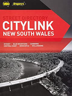 New South Wales CityLink Street Directory 28th ed