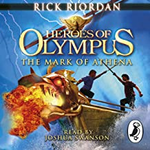 The Mark of Athena: Heroes of Olympus, Book 3