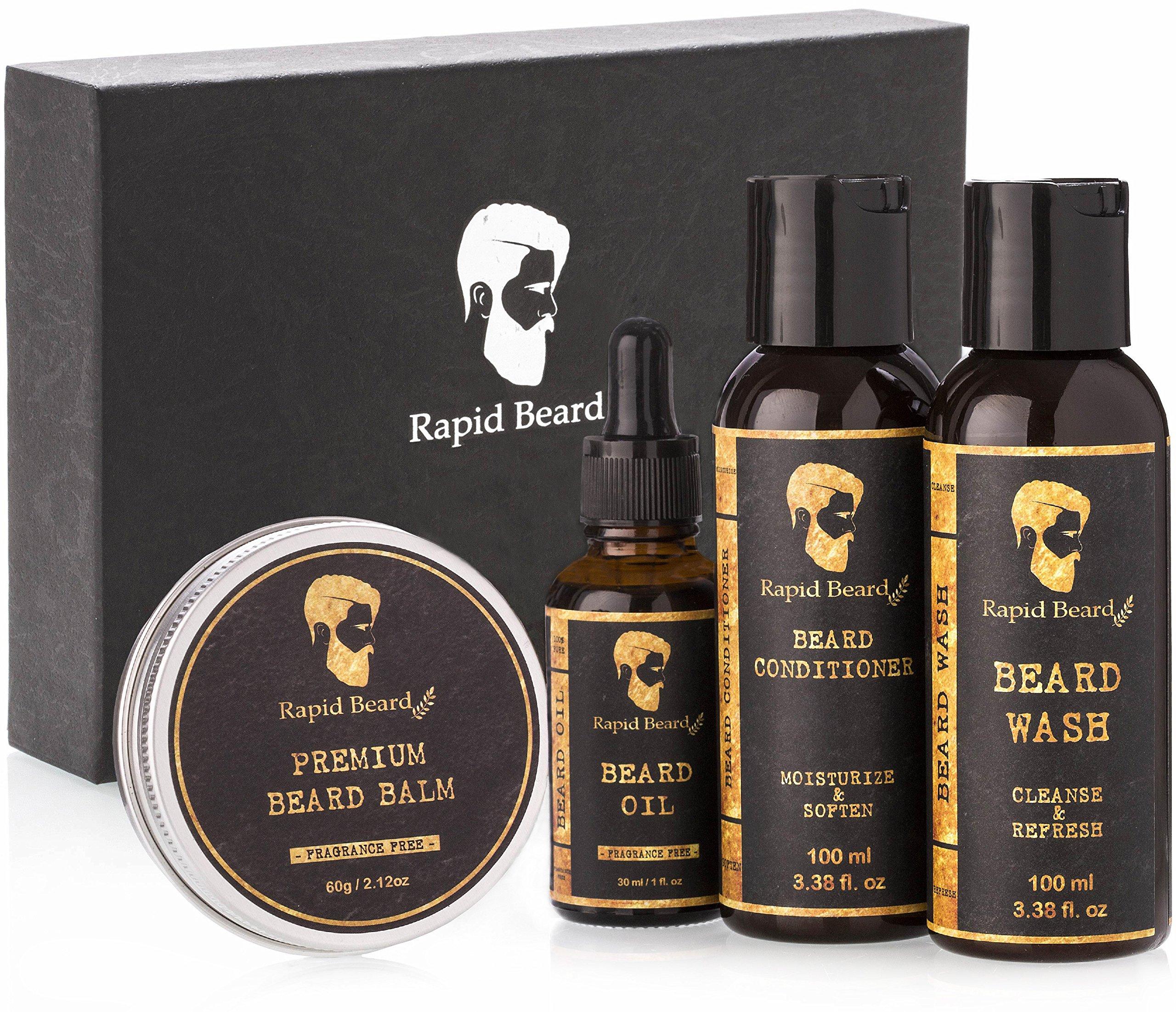 Beard Grooming kit Care Leave