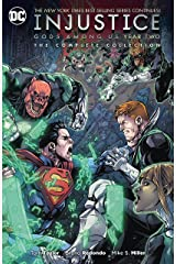 Injustice: Gods Among Us: Year Two - The Complete Collection (Injustice: Gods Among Us (2013-2016)) Kindle Edition