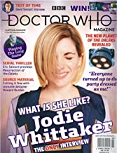 BBC Doctor Who Magazine Issue 589 2019