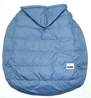 Down Pouch Baby Carrier Cover (Navy)
