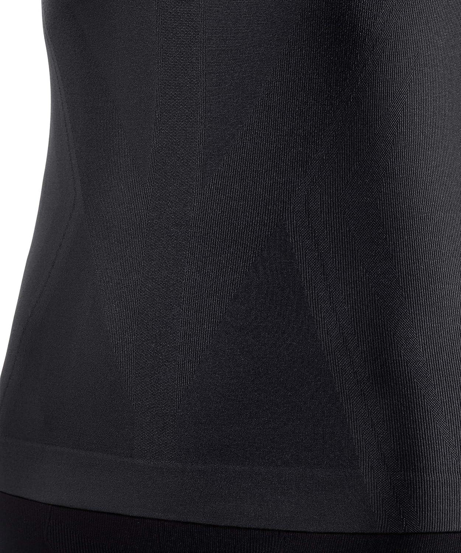 FALKE Damen Langarmshirt 1 er Pack Gr/ö/ßen Close Fit Underwear versch atmungsaktives Funktionsshirt mit Zip Funktionsunterw/äsche zum Skifahren