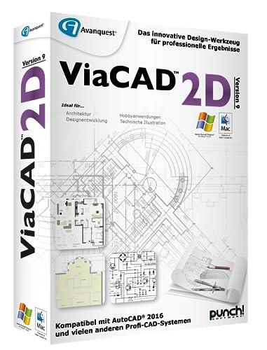 ViaCAD 2D 9 [Download]