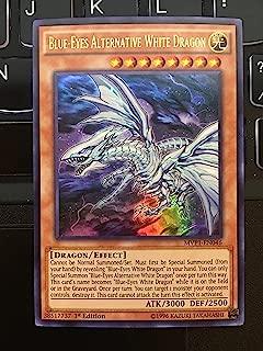 Yu-Gi-Oh! - Blue-Eyes Alternative White Dragon (MVP1-EN046) - The Dark Side of Dimensions Movie Pack - 1st Edition - Ultra Rare