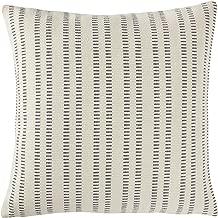 Stone & Beam French Laundry Stripe Decorative Throw Pillow, 17