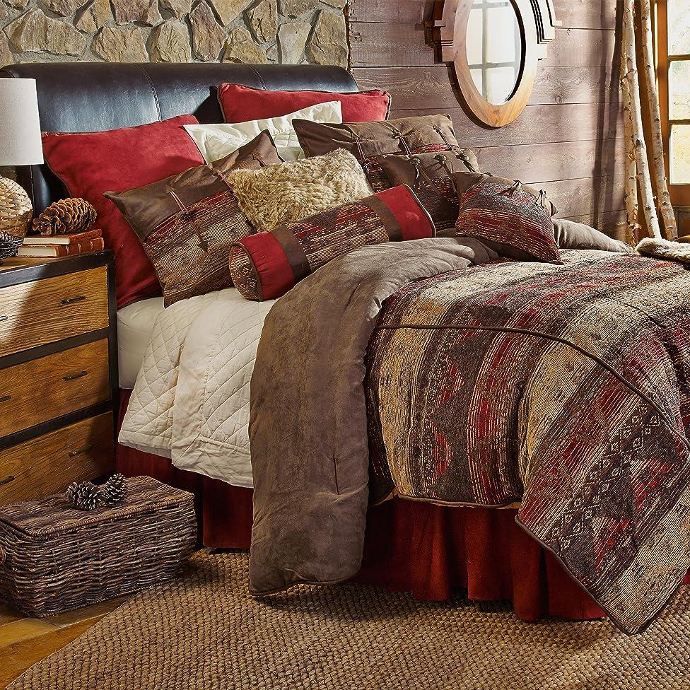 HiEnd Accents Sierra Lodge Bedding, King